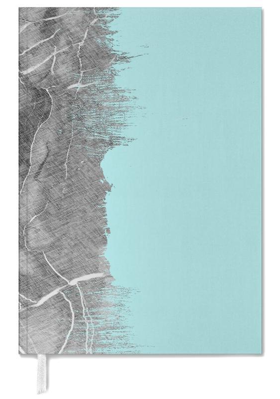 , Crayon Marble and Sea Prints agenda