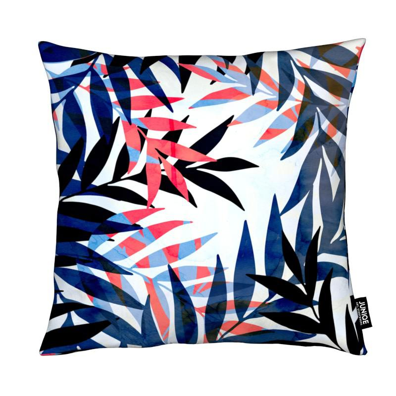 Tropical Leaves coussin