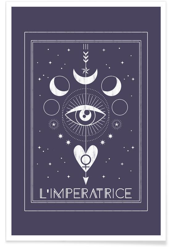 Symbolen, The Empress poster