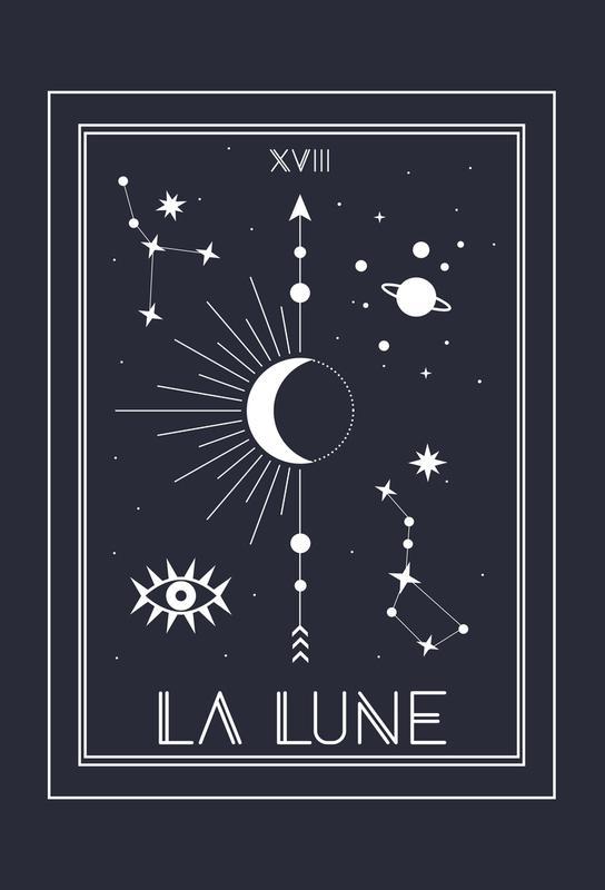 The Moon -Alubild