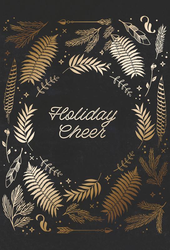 Holiday Cheer -Alubild