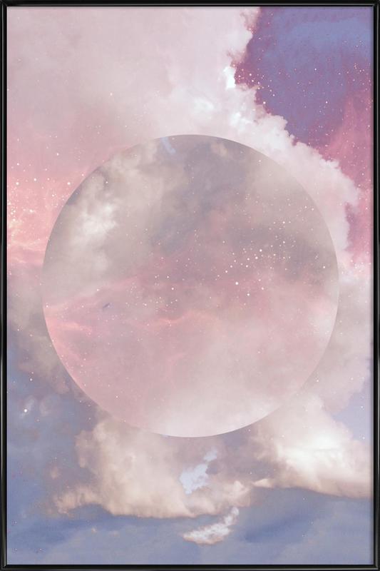 Another Galaxy -Bild mit Kunststoffrahmen