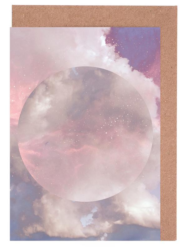 Another Galaxy -Grußkarten-Set