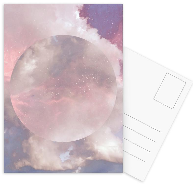 Another Galaxy -Postkartenset