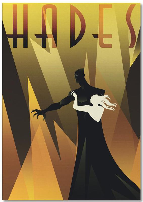Filme, Hades -Notizblock
