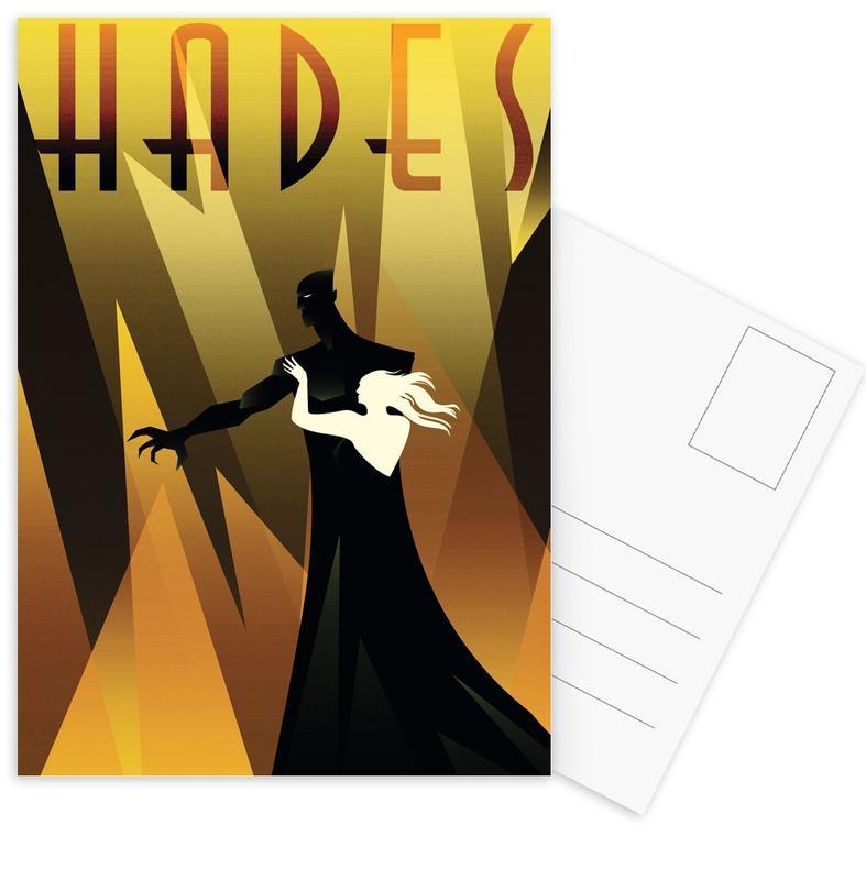 Movies, Hades Postcard Set