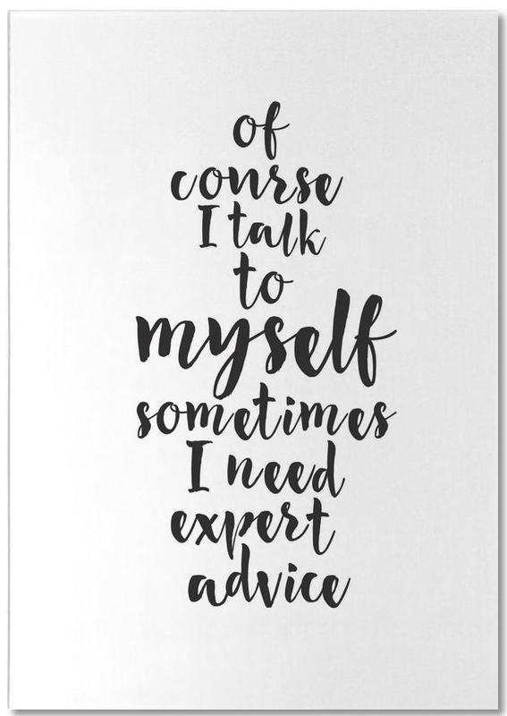 Expert advice Notepad