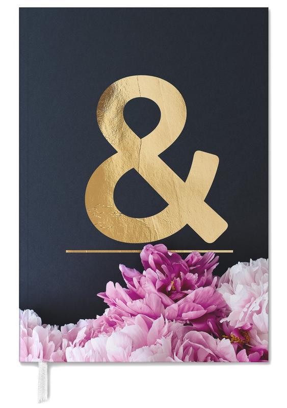 Flower Alphabet & -Terminplaner