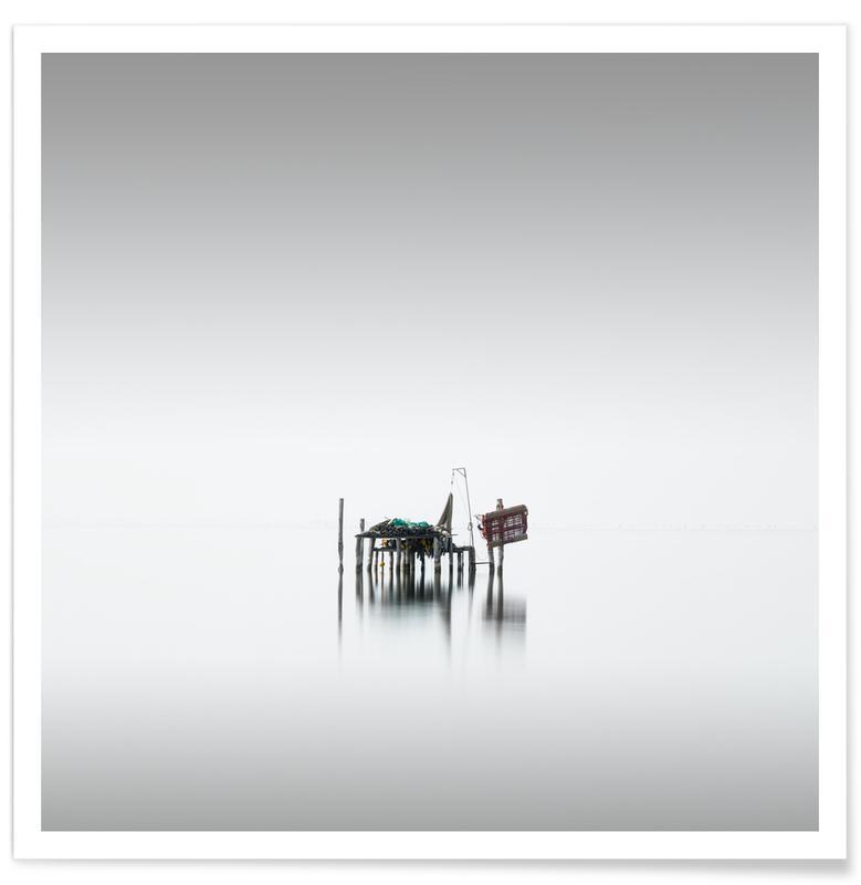 Venice, Venezia - Vecchio - Study 4 Poster