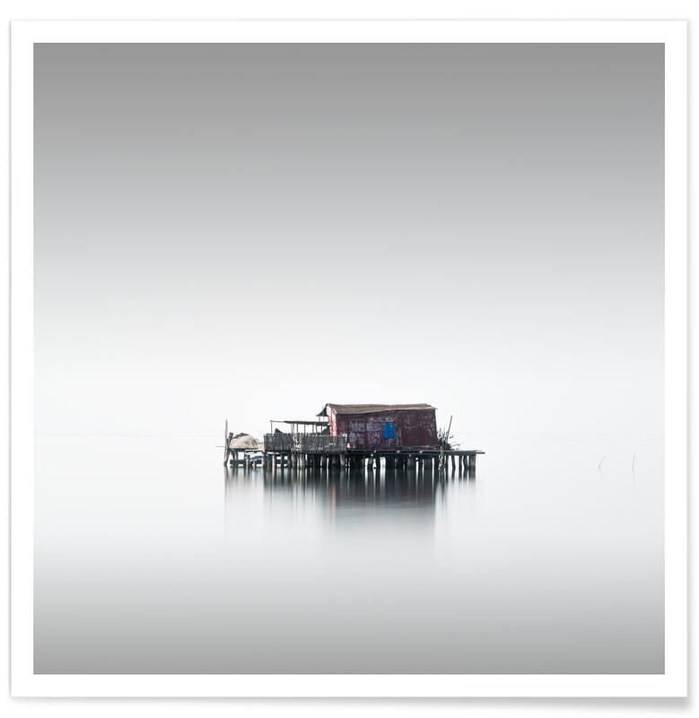 Venice, Venezia - Vecchio - Study 6 Poster