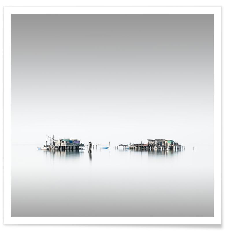 Venice, Venezia - Vecchio - Study 7 Poster