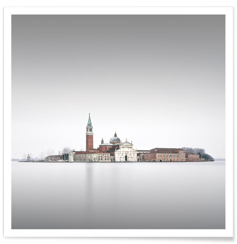 Venice, Travel, Venezia - San Giorgio Maggiore Poster