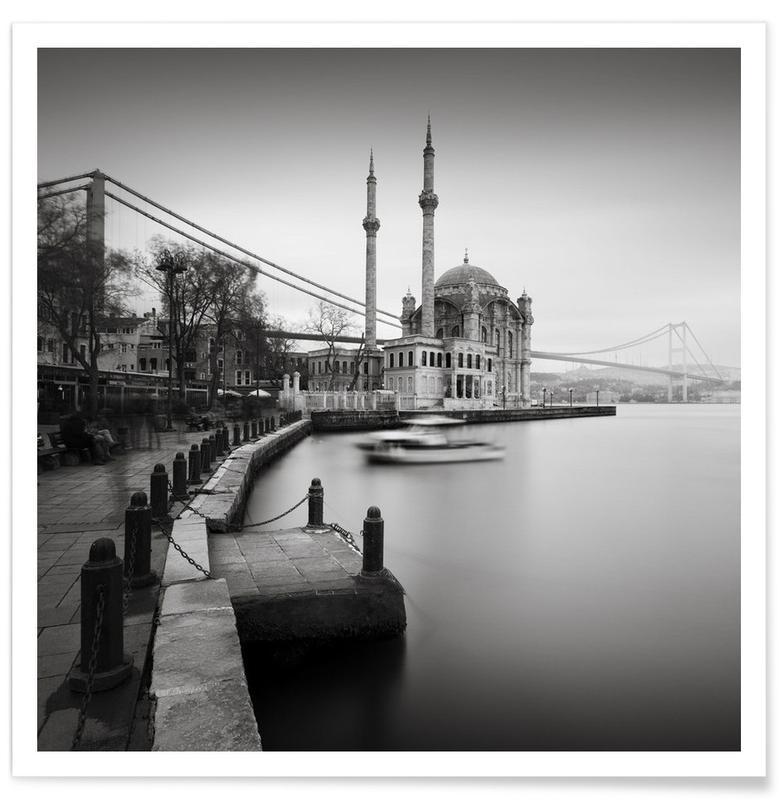 Büyük Mecidiye Camii, Istanbul Poster