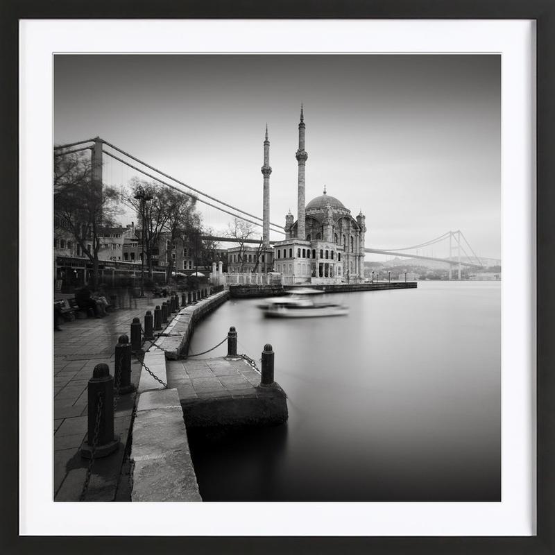 Büyük Mecidiye Camii, Istanbul ingelijste print