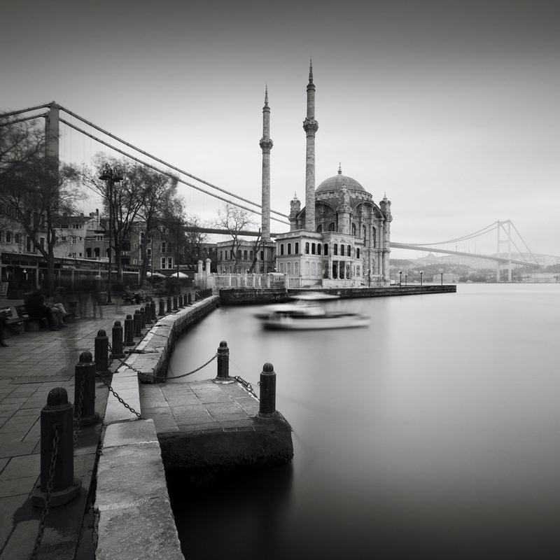 Büyük Mecidiye Camii, Istanbul canvas doek