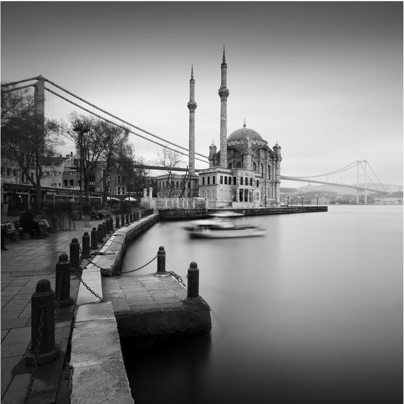 Büyük Mecidiye Camii, Istanbul acrylglas print