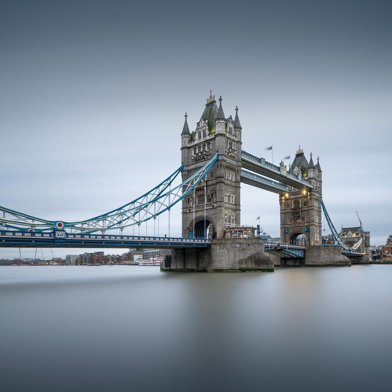 London - Tower Bridge Canvas Print