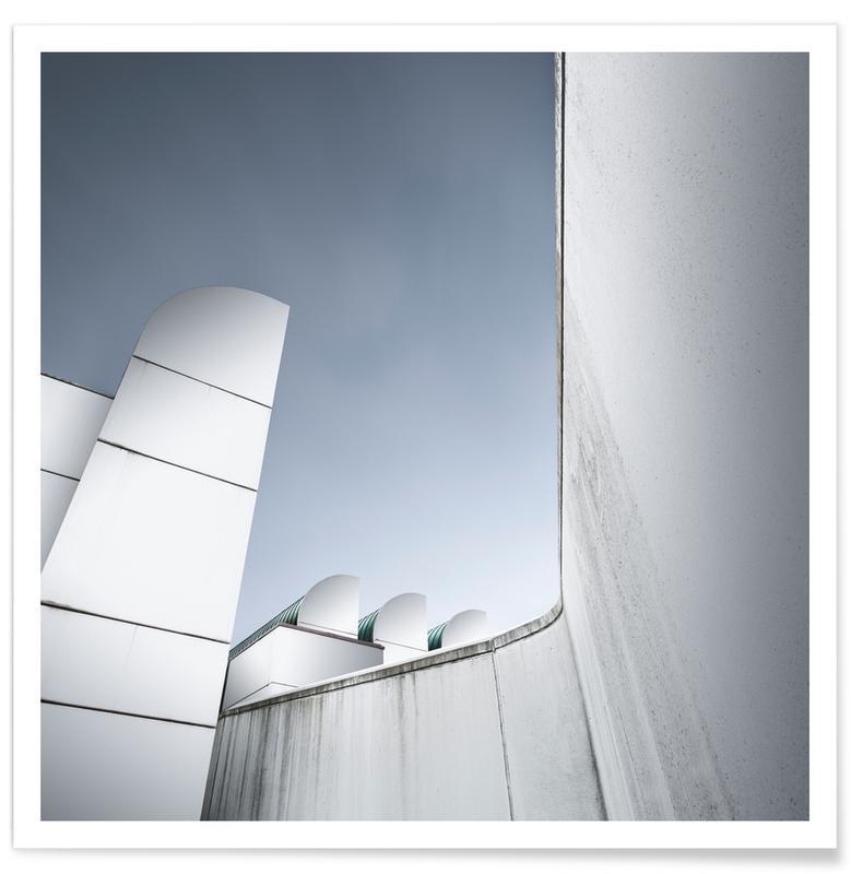 Berlin - Bauhaus Archive poster
