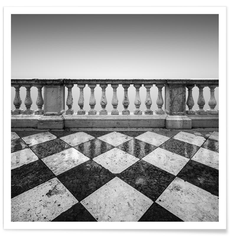 Venezia - Terrazzo -Poster