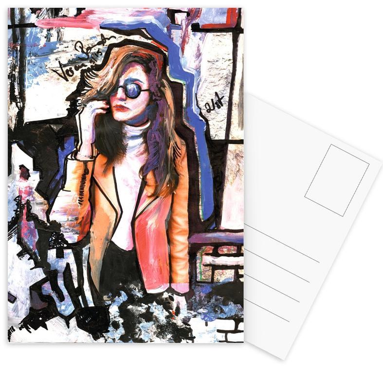 Street Art, Factor II cartes postales