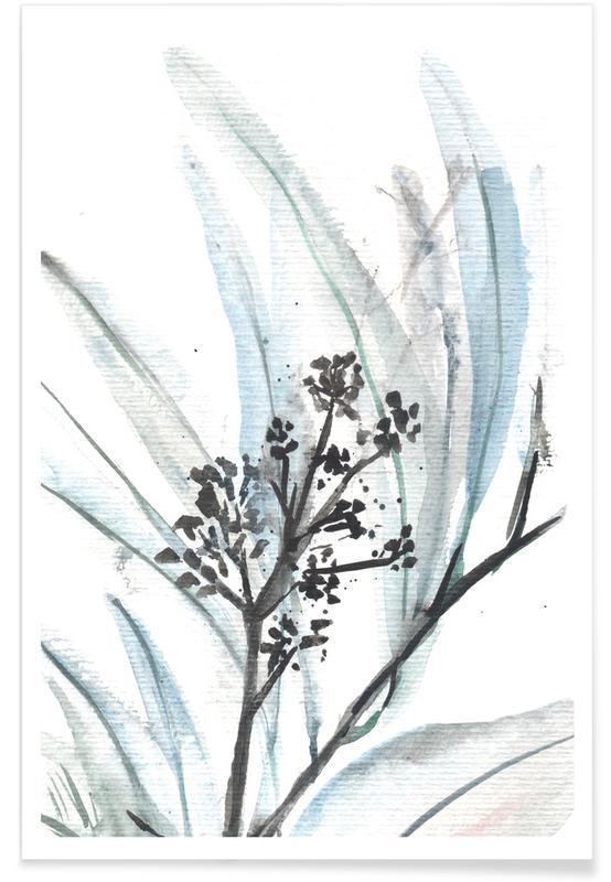, Nordische Blüte poster
