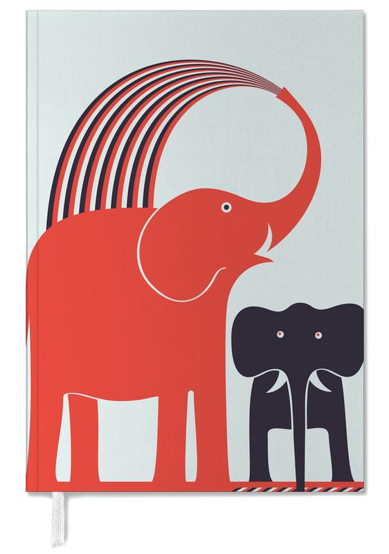 Red Elephant Personal Planner
