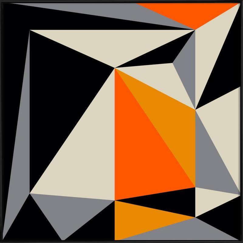 Angles #3 Framed Poster