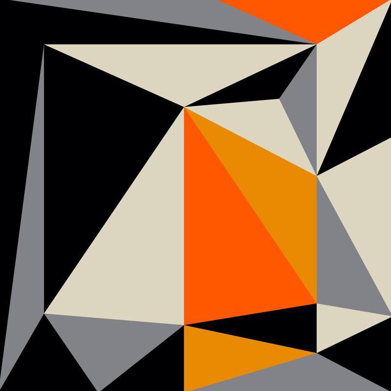 Angles #3 Aluminium Print