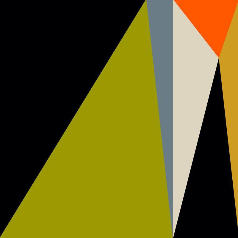 Angles #4 Acrylic Print