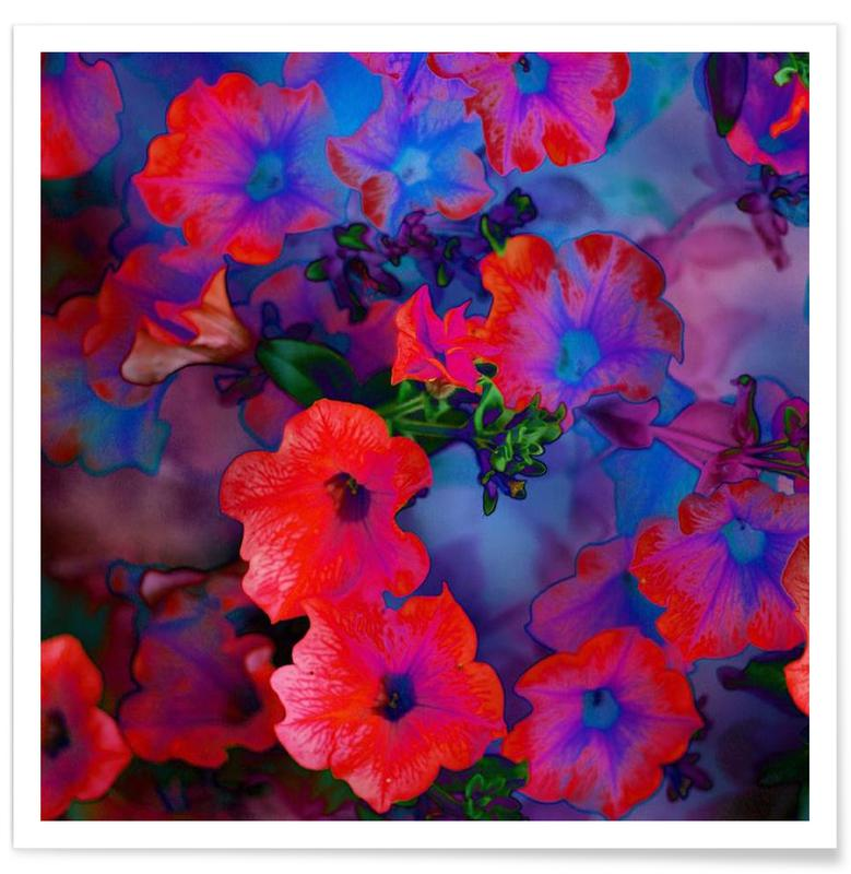 , Ruby Red Vine Poster