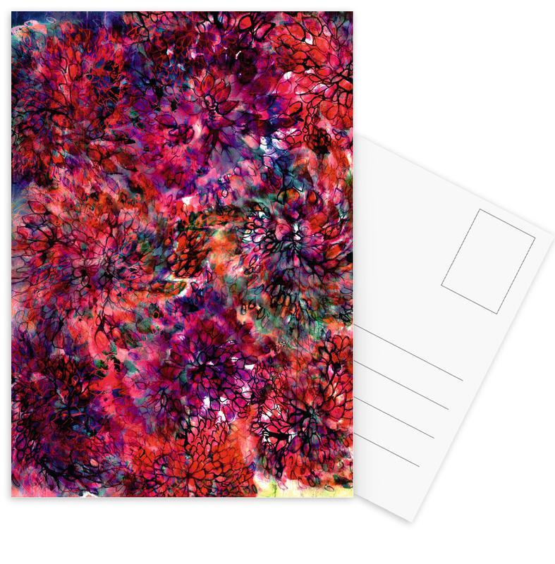 Patterns, Bank Sia Postcard Set