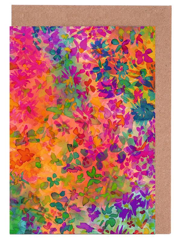 , Flora Greeting Card Set
