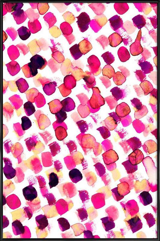 Sweetie -Bild mit Kunststoffrahmen
