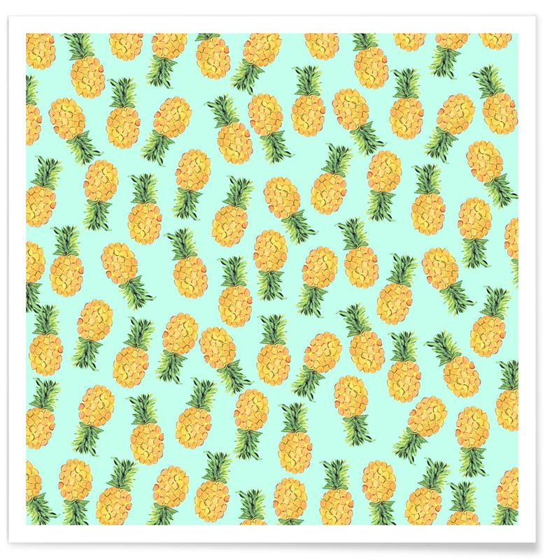 Pineapples, Pineapples Poster