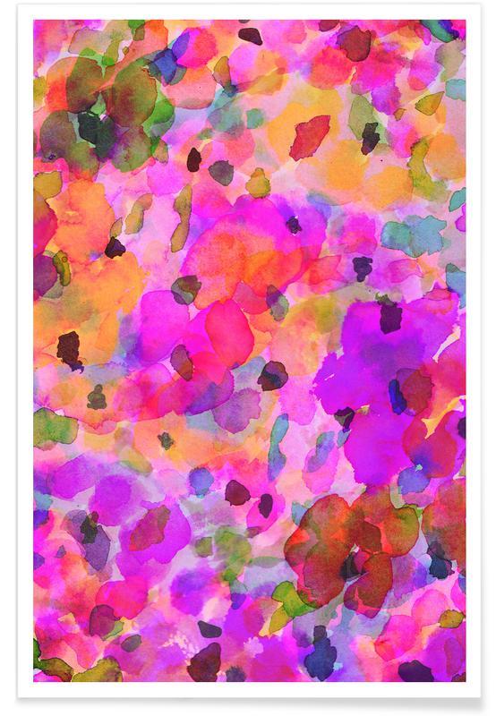 Fleur affiche
