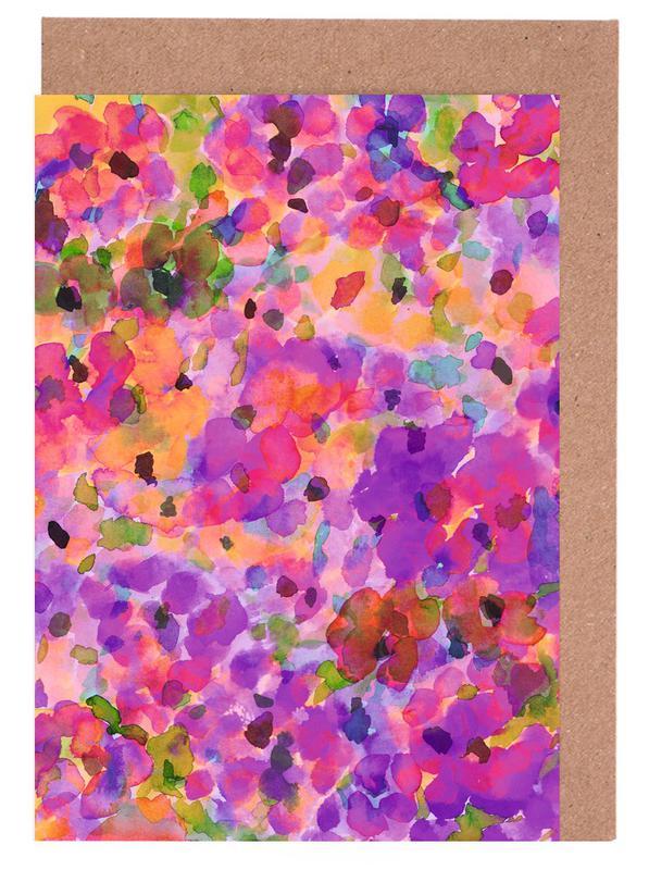 , Fleur Greeting Card Set