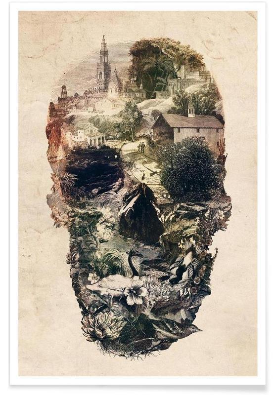 , Skull Town affiche