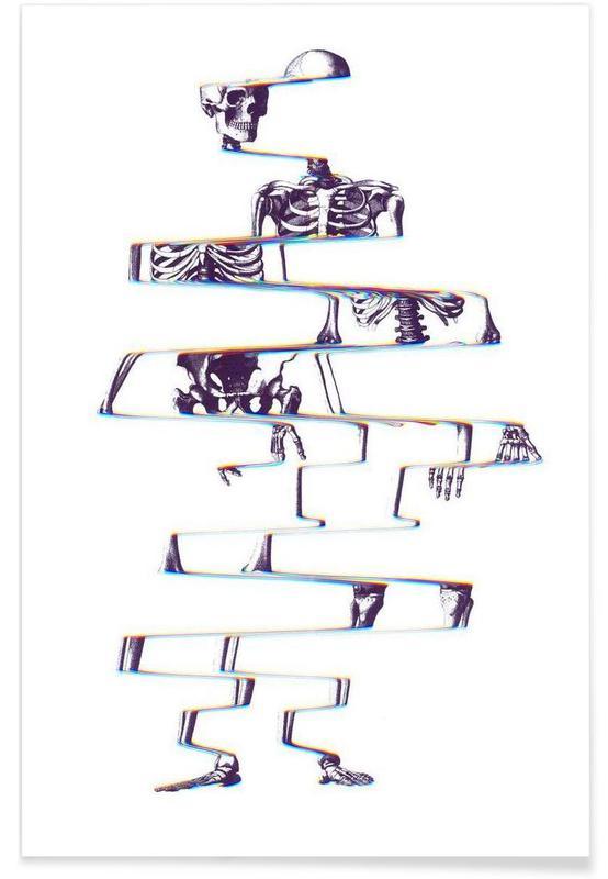 Skeleton affiche