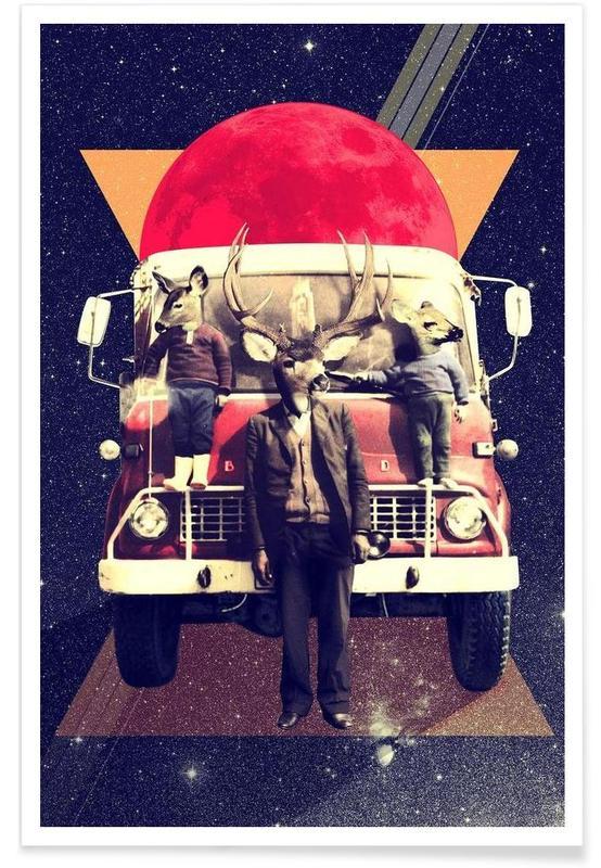 El Camion poster