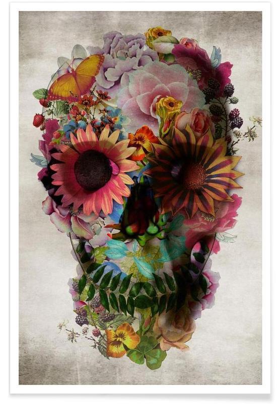 Crânes, Skull II affiche