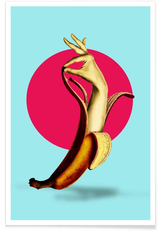 Bananen, El Banana poster