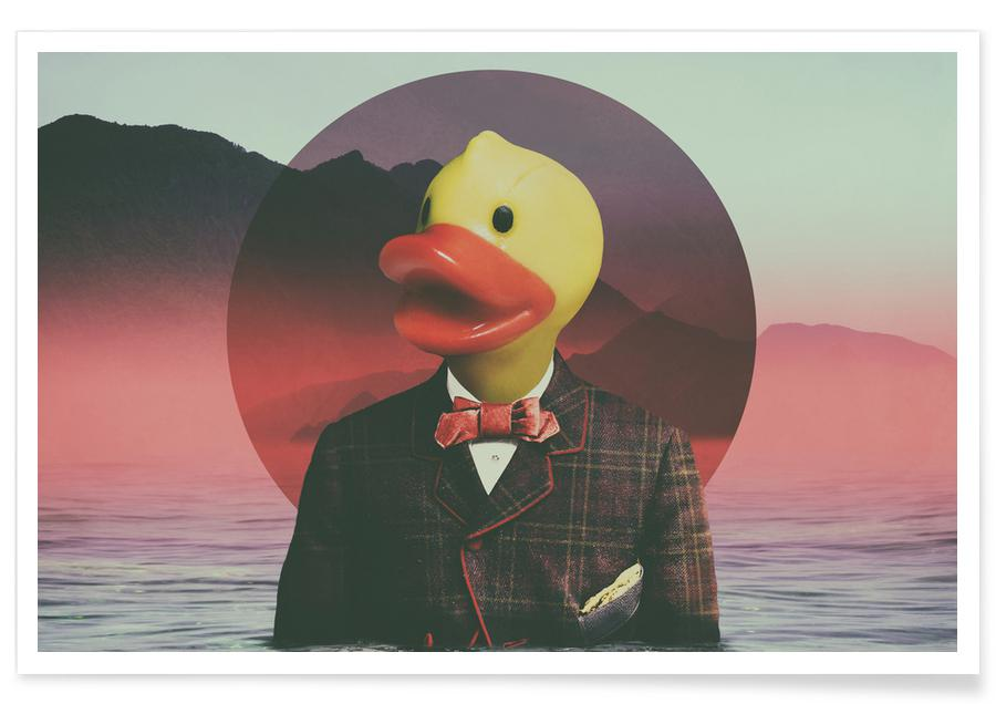 Rubber Ducky -Poster