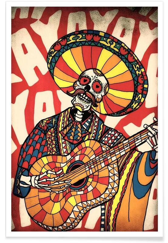 Mariachi poster