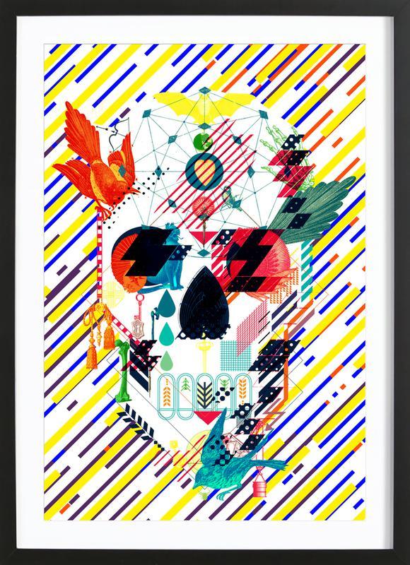 El Nuovo Col Framed Print