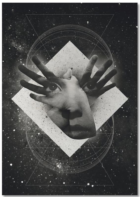 Zwart en wit, Mask notitieblok