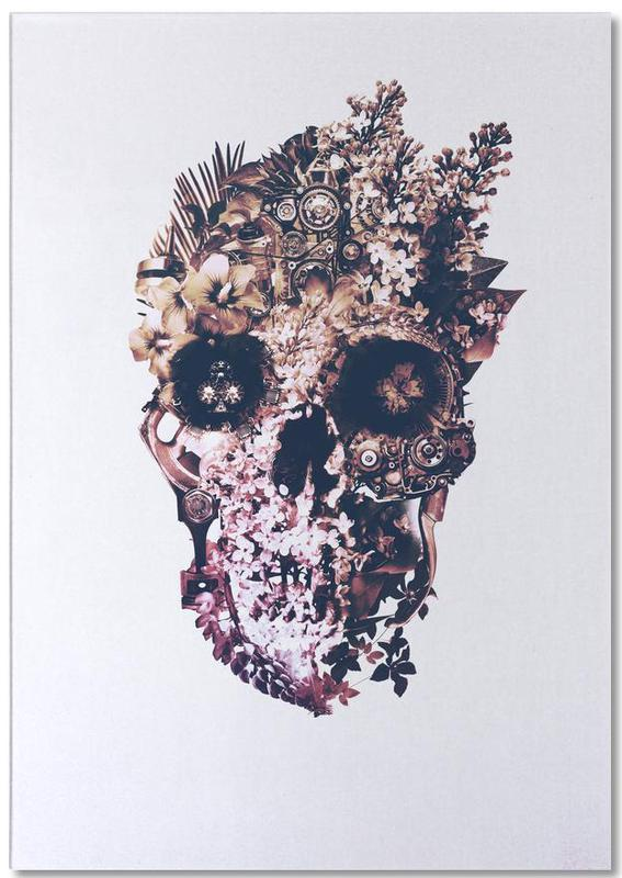 Skulls, Metamorphosis Light Notepad
