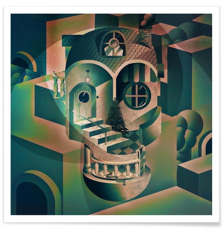 Schedels, Utopia poster