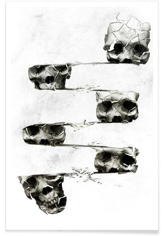 Totenköpfe, Skull III -Poster