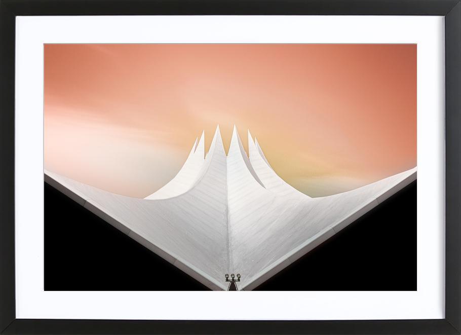 Ice Cream - Kay PK Framed Print