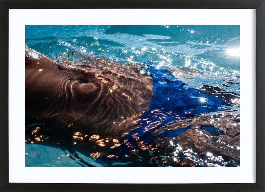 Untitled - Francisco Ross ingelijste print
